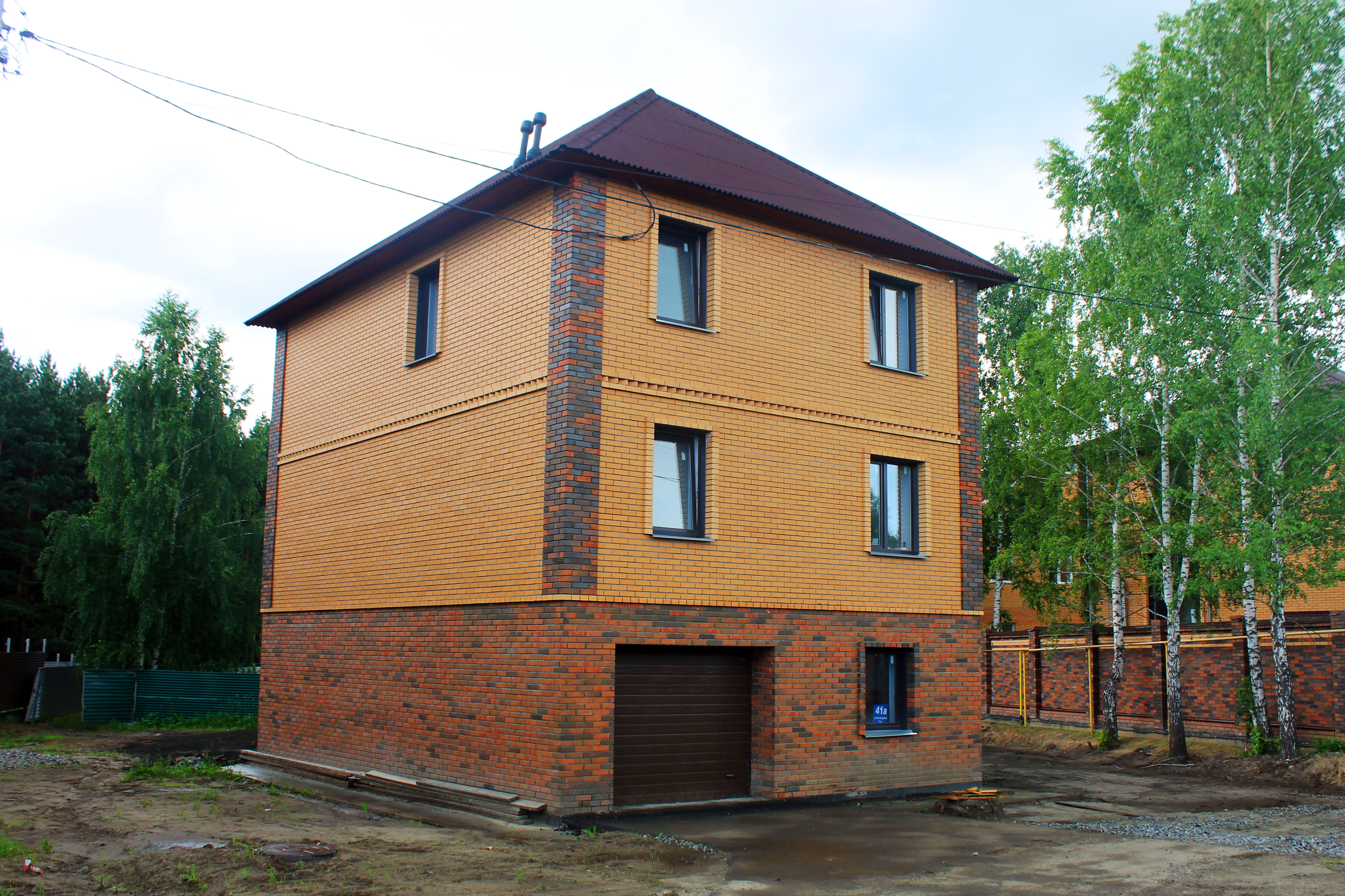 Солома, Малоэтажные, Новосибирск, Ключ-К