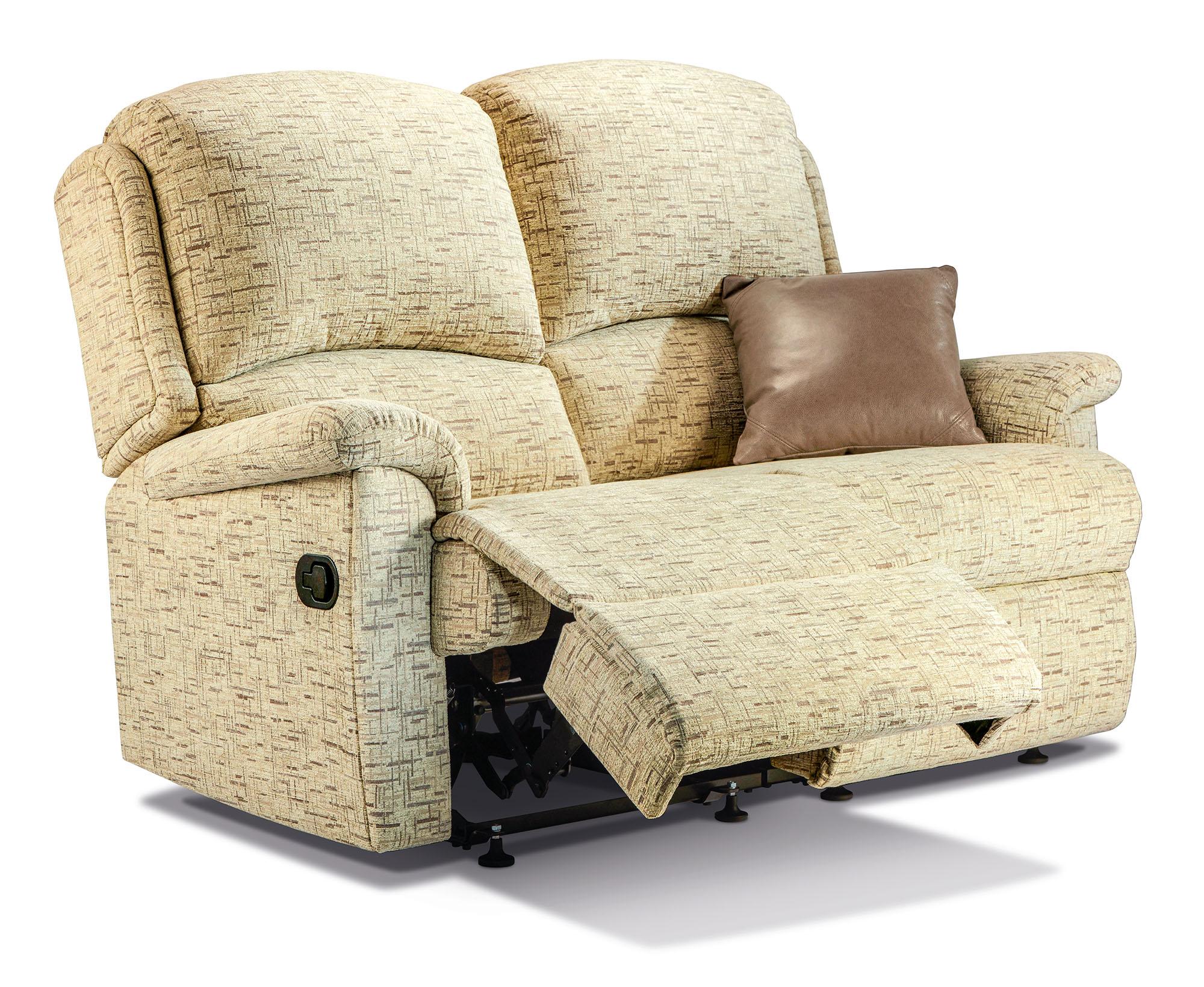 Virginia 2 seater recliner