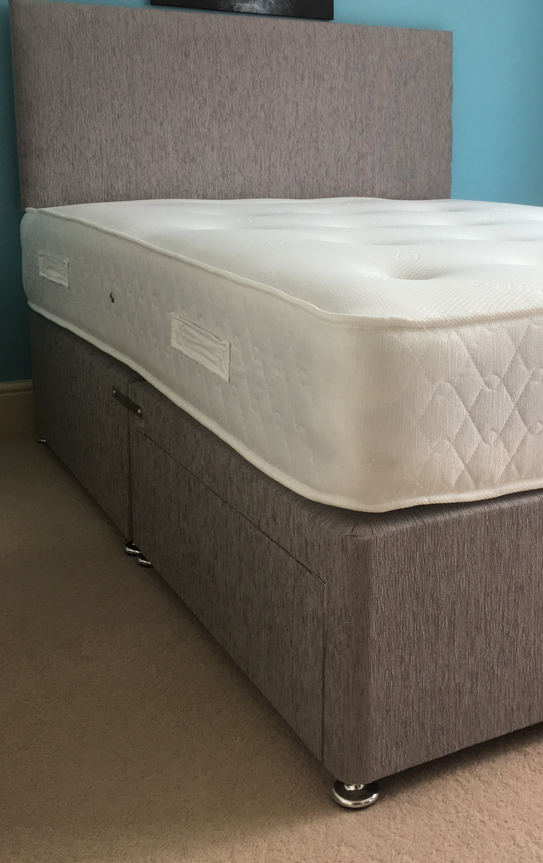 4ft6 Banbridge Divan Set