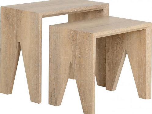 Vogue Nest of 2 Tables