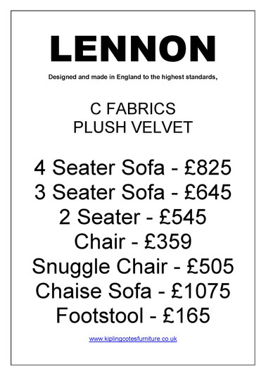 Lennon C Prices