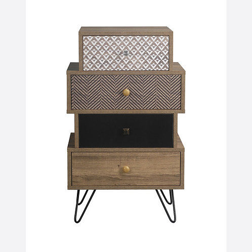 Clarke 4 Drawer Unit