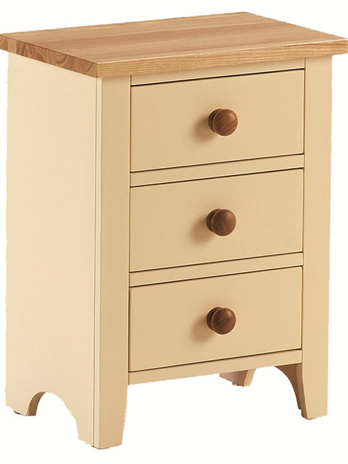 Ashford 3 Drawer Bedside *showroom model*