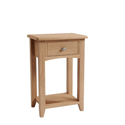 Whitley Oak Small Console