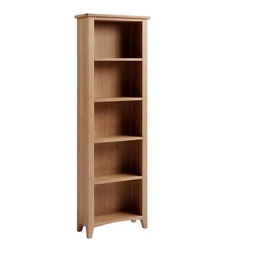 Whitley Oak Large Bookcase