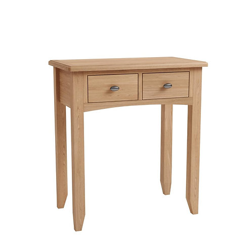 Whitley Oak Dressing Table