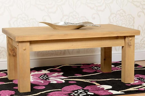 Dalby Pine Coffee Table