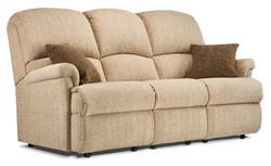 Nevada 3 Seater Fixed Sofa