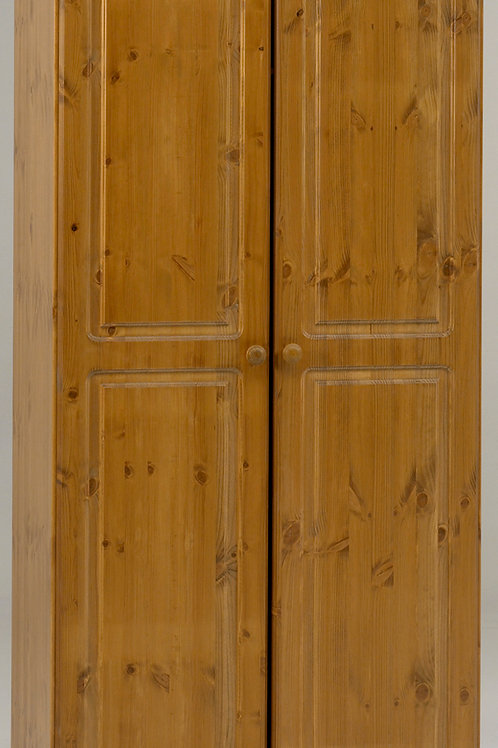 Richmond Pine 2 Door All Hanging Robe