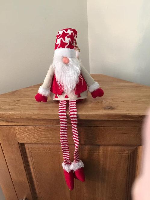 Long Legged Santa
