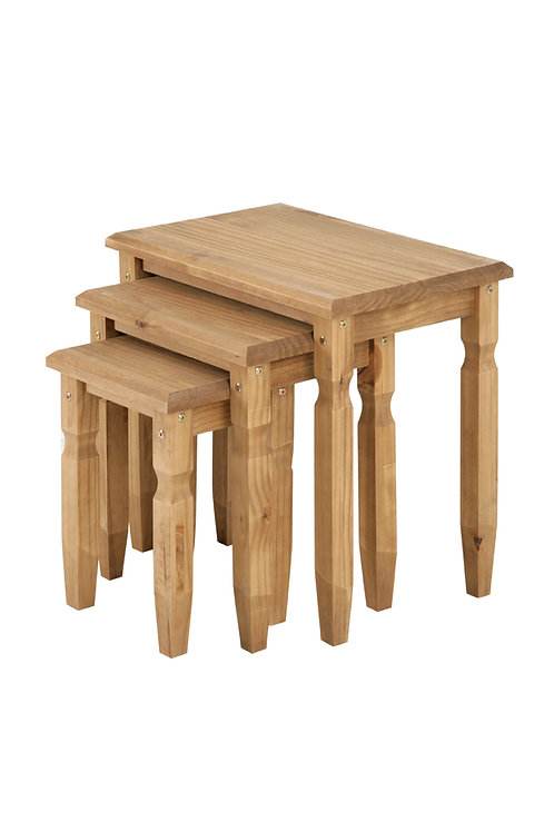 Sherwood Living Nest of Tables