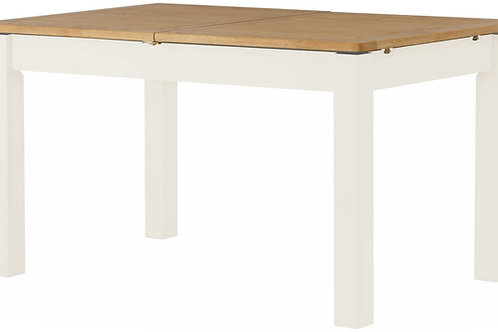 Oban White Extending Table