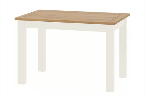 Oban White Fixed Table