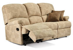 Nevada 3 Seater Recliner Sofa