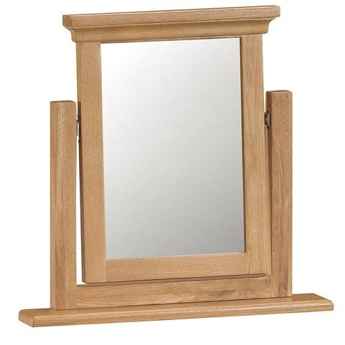 CW-TM Oak Trinket Mirror