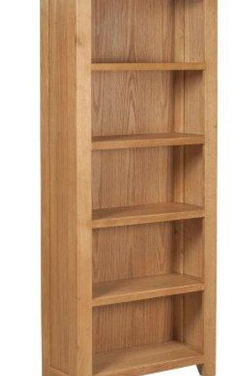 Torino Oak Tall Bookcase