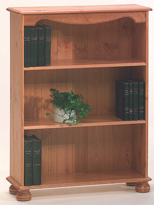 Richmond 2 Shelf Bookcase - FLATPACK