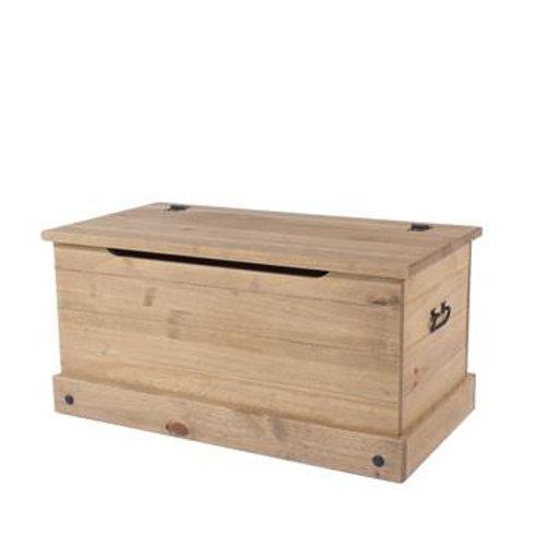 Sherwood Rustic Blanket Box