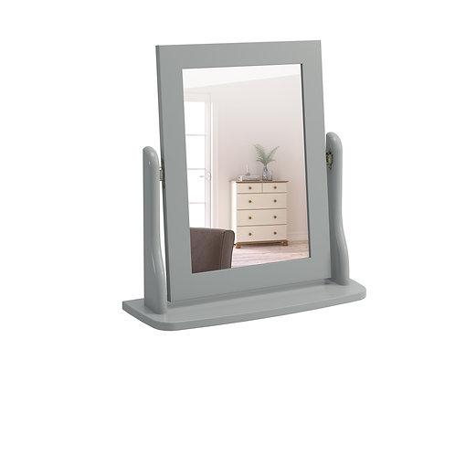 Baroque Grey Mirror
