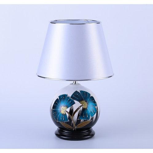 Colourama Blue 50cm Vase Style