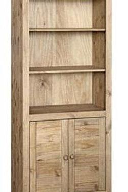 Hacienda Bookcase with Doors