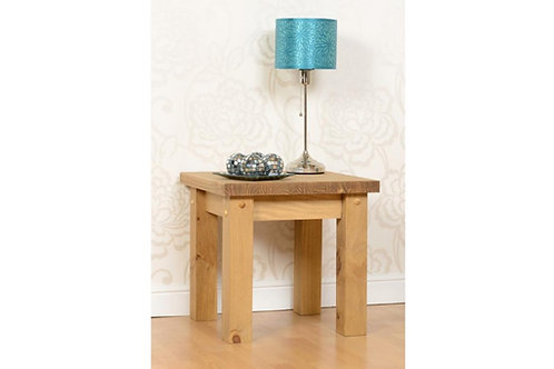 Dalby Pine Lamp Table