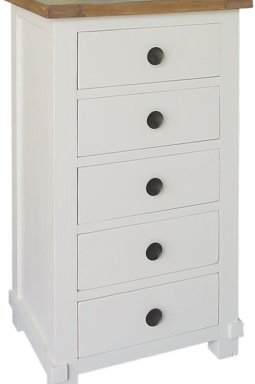 Melton 5 Drawer Slim
