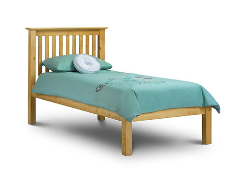 Barcelona Low Foot 3ft Bedframe