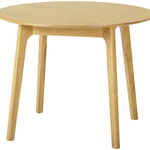 Nordic Oak Round Table
