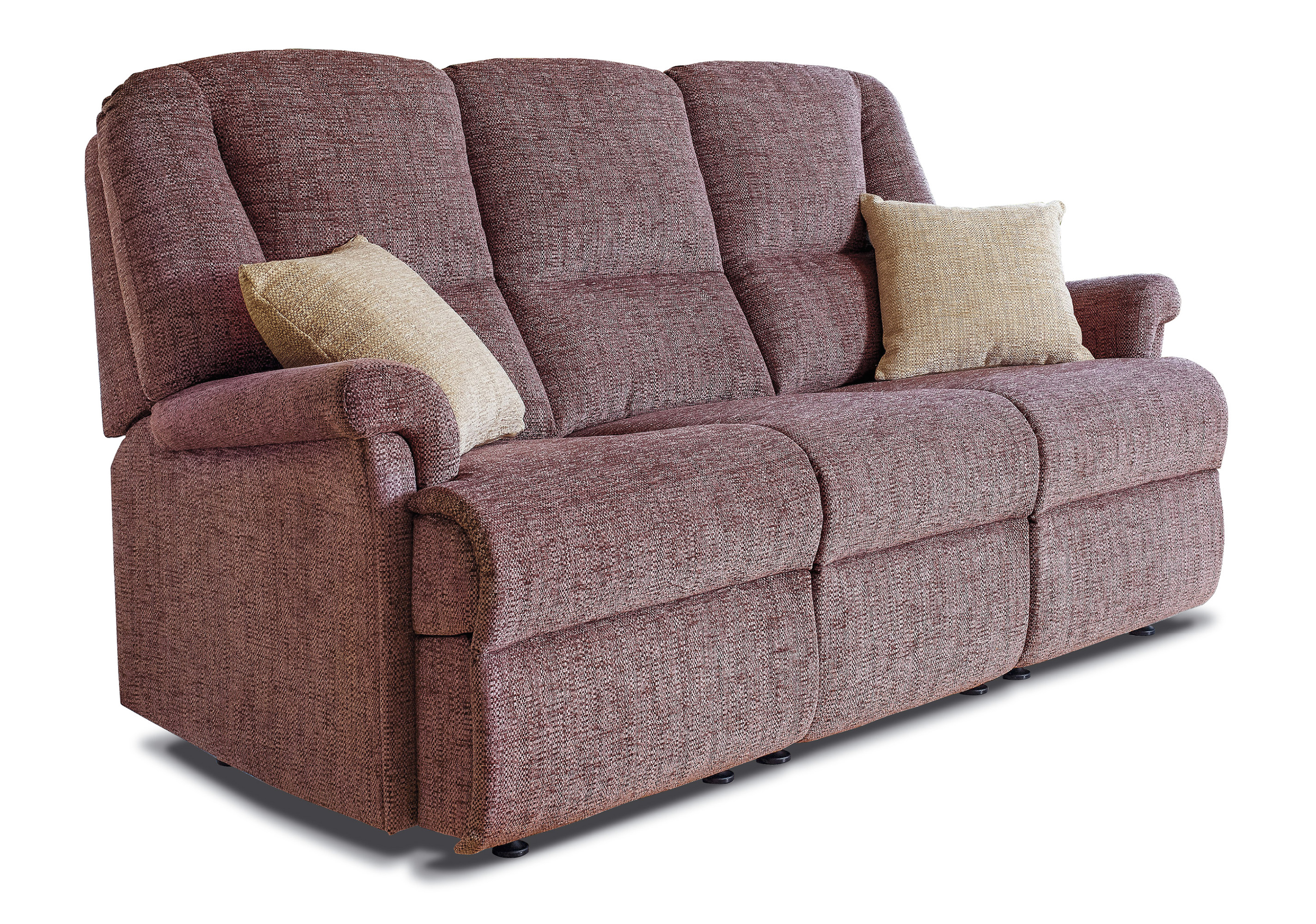 Milburn Fixed 3 Seater