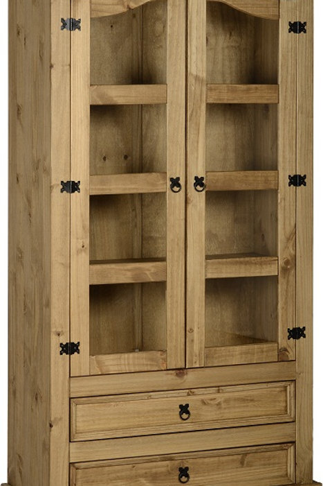 Albany Rustic Display Unit