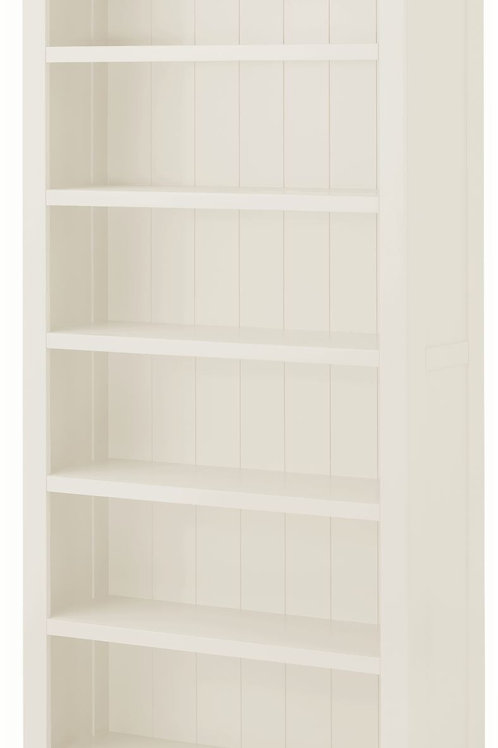 Oban White Large Bookcase