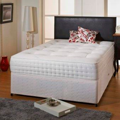Silk 5ft King Size Mattress
