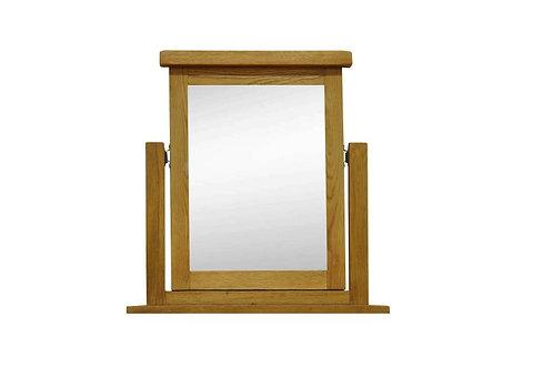 Stamford Oak Dressing Table Mirror