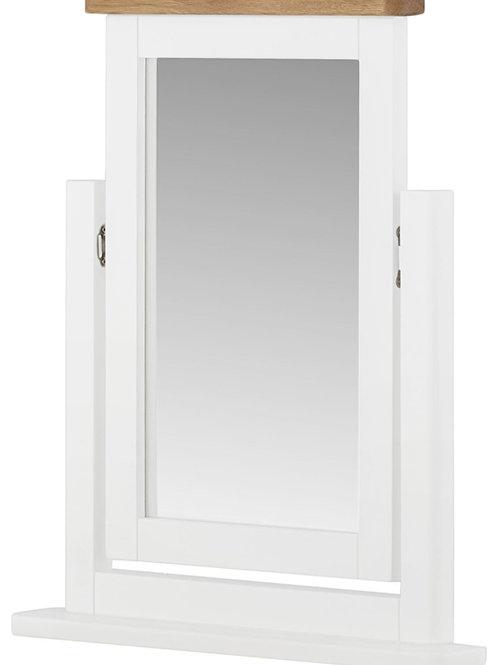 Oban White Mirror