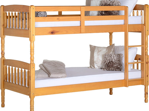Albany 3ft Bunk Bedframe Only