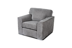 Calverley Chair - Light Grey