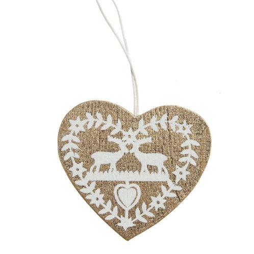 Nordic Heart Decoration