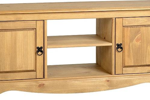 Albany Rustic 1 Shelf Flat Screen TV Unit