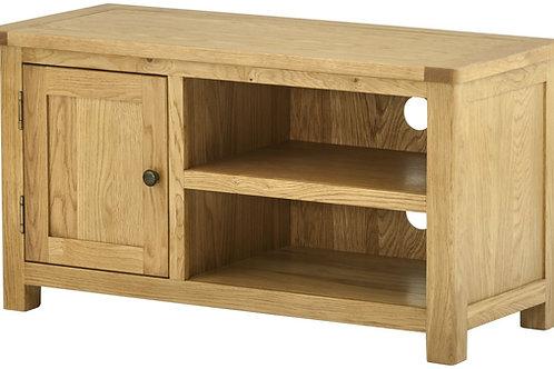 Oban Oak TV Cabinet