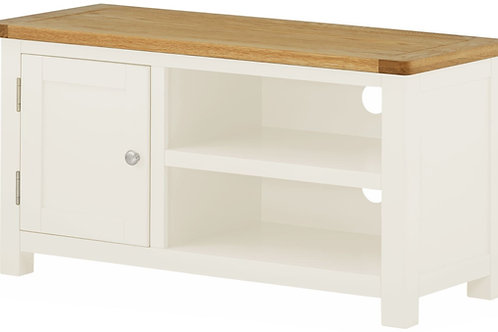Oban White TV Cabinet