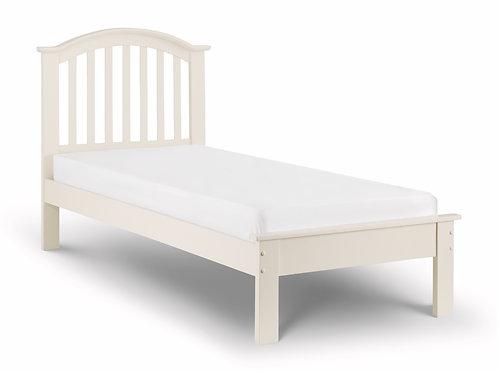 3ft Oliva Bedframe in White Finish