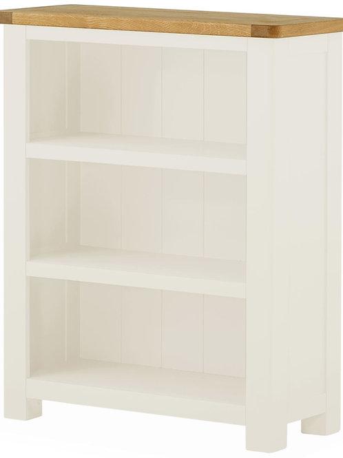 Oban White Small Bookcase