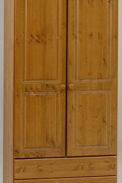 Richmond Pine 2 Door 2 Drawer Robe