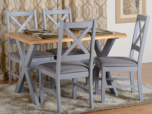 Dalton Grey Dining Set