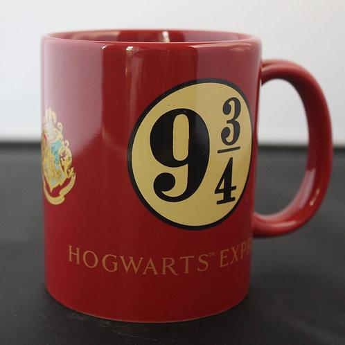 Platform 9 3/4 Mug -Red
