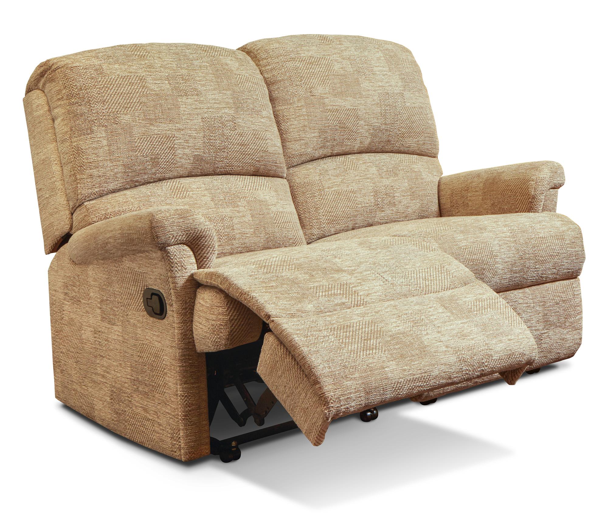 Nevada 2 Seater Reclining Sofa