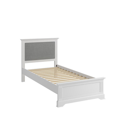 Ingleton White 3ft Bedframe