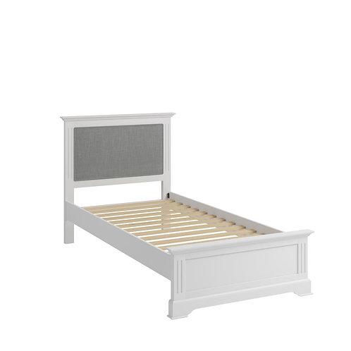 Ingleton White 3ft Bedframe