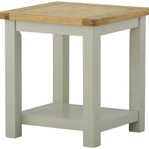 Oban Lamp Table